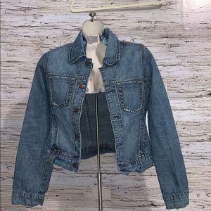 Wax Jean jacket